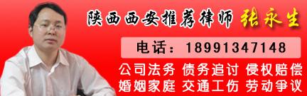 陕西律师_张永生律师