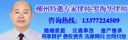 柳州律师_罗海华律师