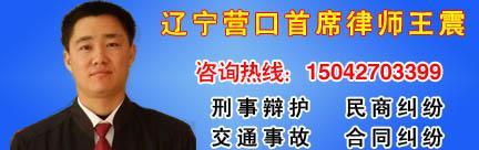 营口律师_王震律师